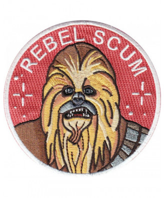 Rebel Scum patch by la barbuda