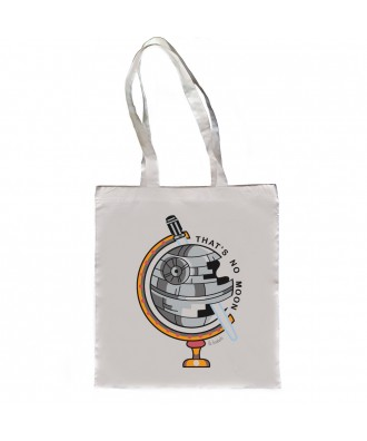 That's no Moon tote bag by...