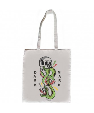 Dark Mark tote bag by la...