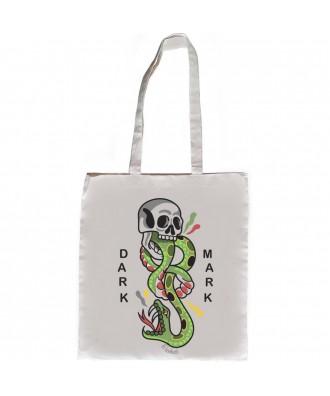 Dark Mark tote bag by la...