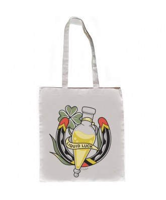 Liquid Luck Felicis tote...