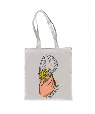 Seeker Snitch tote bag by...