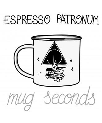 Espresso Patronum seconds mug