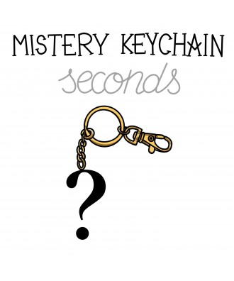 Mistery Keychain seconds sale
