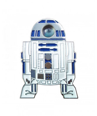 Droid interactive pin by la...