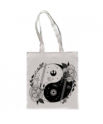 Yin Yang Force tote bag by...