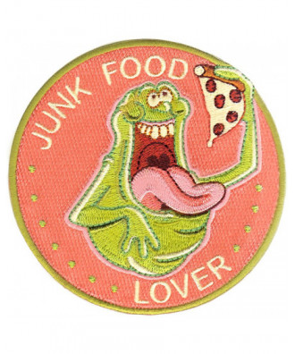 Junk Food Lover patch by la...