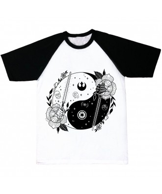 Camiseta Yin Yang Fuerza