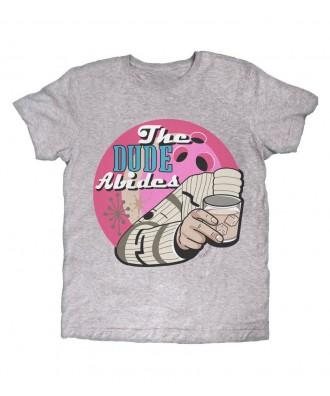 Camiseta gris el Nota Aguanta