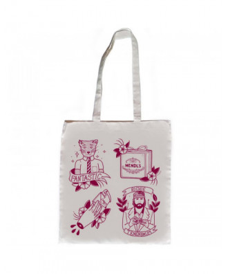 Fantastic Fox tote bag by...