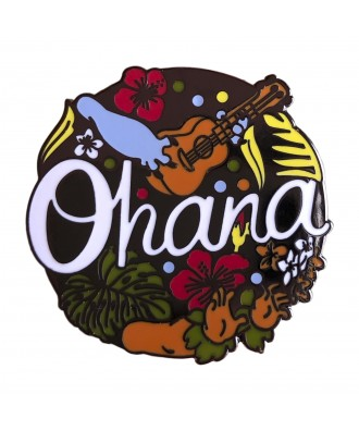 Ohana means family pin by...