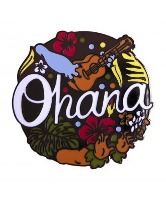 Ohana significa familia pin