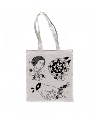 Light Side tote bag by la...