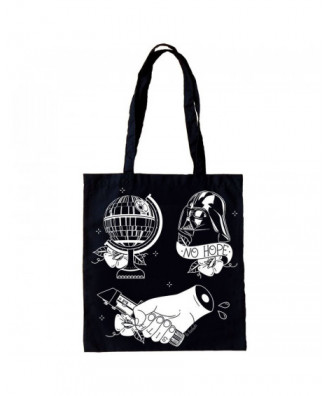 Dark Side tote bag by la...