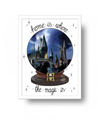 Home is where the magic is...