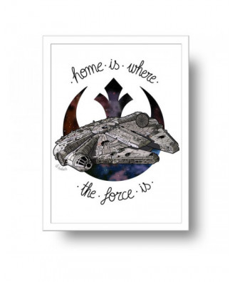 Home is where the Force is...