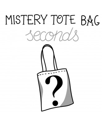 Tote bag seconds sale