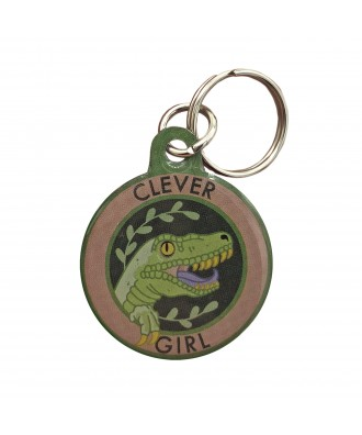 Clever Girl personalized...