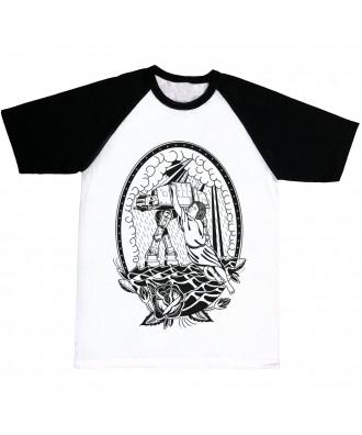 Camiseta Princesa Rock of ages
