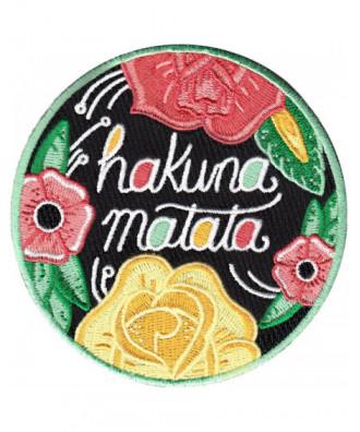 Parche Hakuna Matata