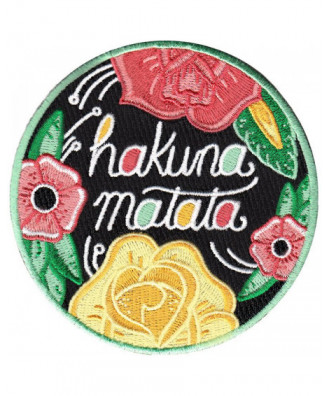 Hakuna Matata patch by la...
