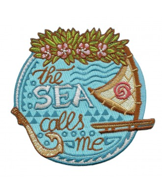 The sea Calls me patch by...