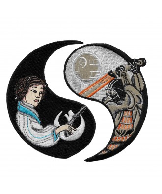 Yin Yang Two Patch Set by...