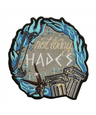 Not today, Hades patch by...