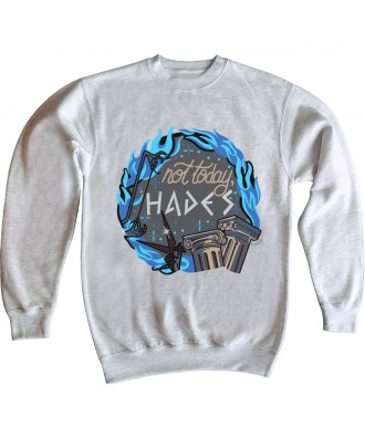 Sudadera not today, Hades