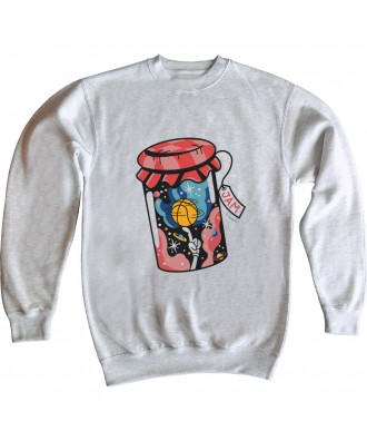 Jam Basket Sweatshirt by la...