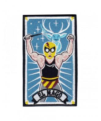El Mago Lucha Libre patch...