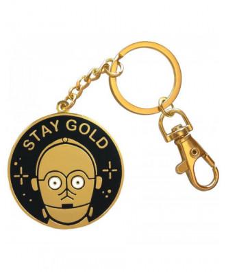 Llavero Stay Gold Edición...