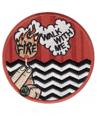 Fire Walk With Me patch by...