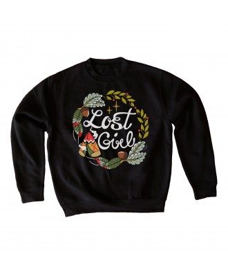 Sudadera Lost Girl