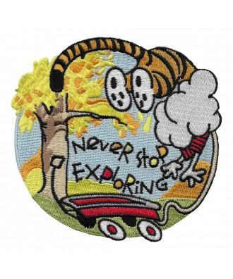 Parche Never Stop Exploring