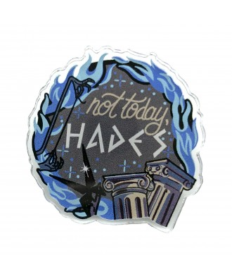 Not today hades pin