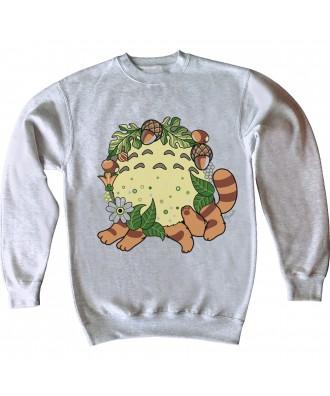 Totoro fanart Sweatshirt by...