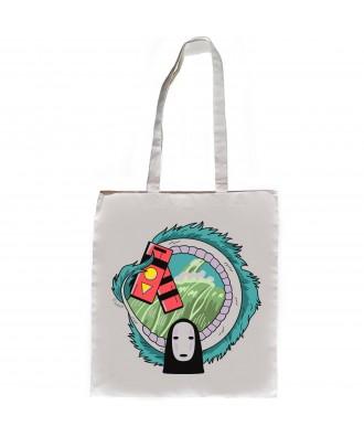 Chihiro tote bag by la barbuda