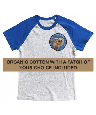 Organic Cotton Royal Blue...