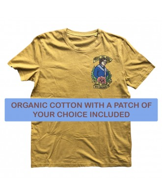 Organic Cotton Ochre...