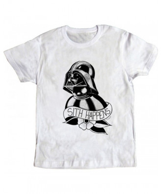 Sith Happens T-shirt by la...