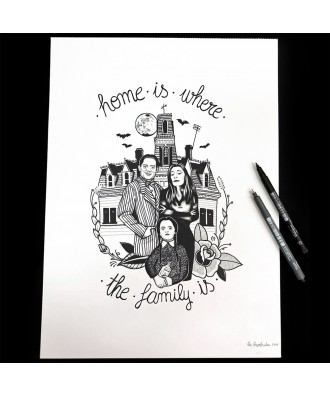 Original Home is where...