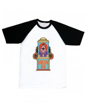 Zoltar black sleeves...