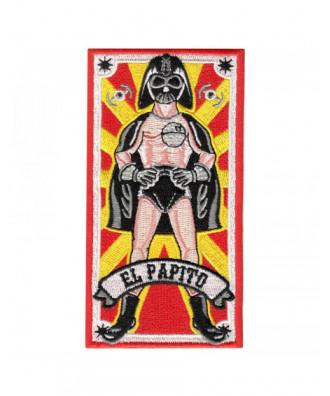 El Papito Lucha Libre patch...