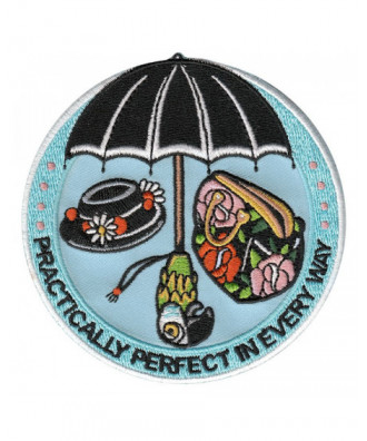Practically Perfect patch...