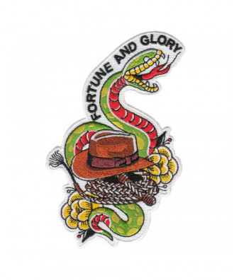 Fortune and Glory patch by...