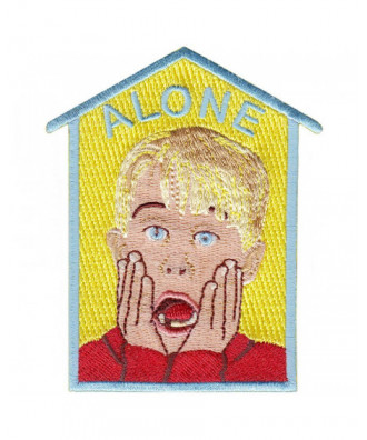 Alone patch by la barbuda