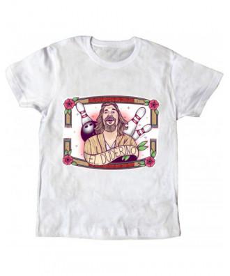 El Duderino T-shirt by la...