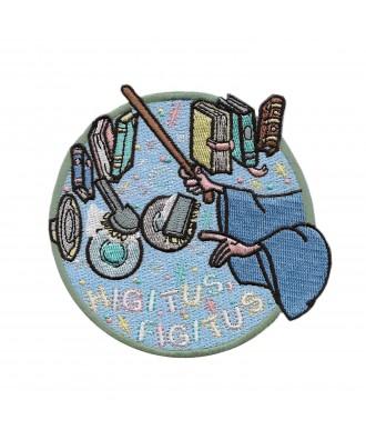 Higitus Figitus patch by la...