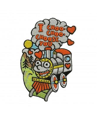 I choo choo choose you...